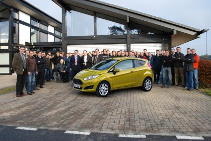 Ford erhält zwei Vehicle Dynamics International-Awards