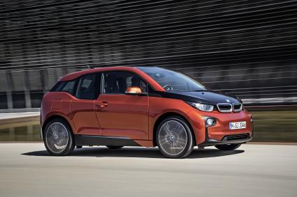 BMW i3 Weltpremiere in New York, London und Peking