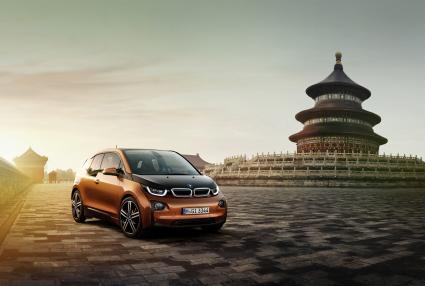 BMW auf der 13. Beijing International Automotive Exhibition 2014 (FOTO)