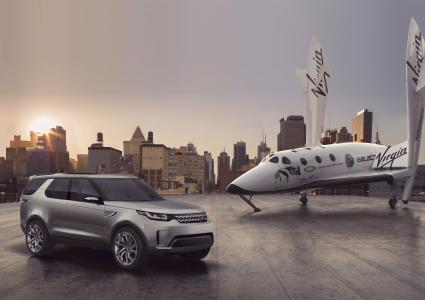 Land Rover enthüllt bahnbrechendes Discovery Vision Concept (FOTO)