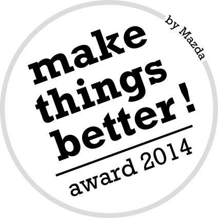 Mazda verleiht erneut den Mazda Make Things Better Award (FOTO)
