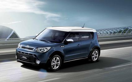 Kultauto als Sondermodell: Kia Soul Dream-Team Edition* (FOTO)