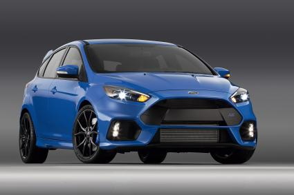Ford Focus RS kommt Anfang 2016 nach Europa (FOTO)
