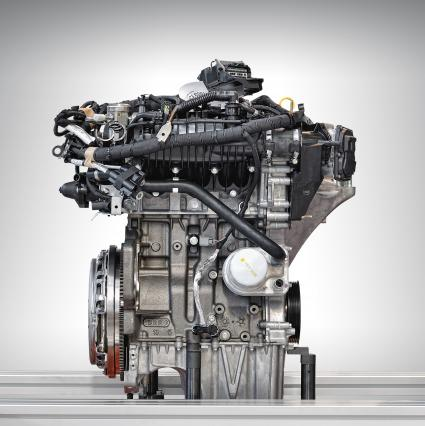 Ford EcoBoost-Dreizylinder-Motor: Zum vierten Mal in Folge International Engine of the Year in der 1,0-Liter-Kategorie (FOTO)