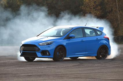 Neuer Ford Focus RS in acht YouTube-Episoden (FOTO)