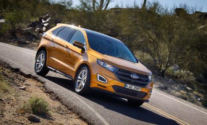 Ford Edge: Neues SUV-Top-Modell kostet ab 42.900 Euro (FOTO)