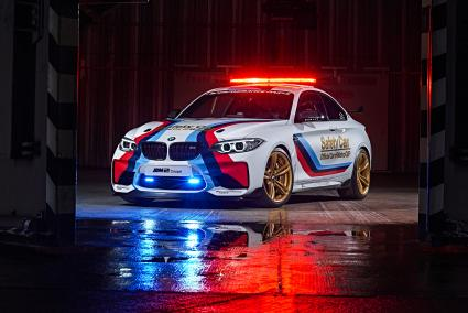 BMW M - OFFICIAL CAR OF MotoGP[TM] / BMW M2 MotoGP SAFETY CAR (FOTO)