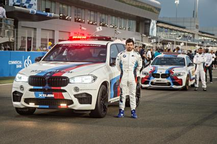 Official Car of MotoGP[TM]: BMW M startet mit dem neuen BMW M2 MotoGP Safety Car in die Saison 2016 (FOTO)