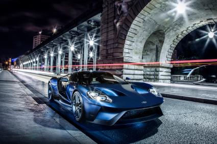 The Return: Fünf exklusive YouTube-Videos zeigen die Entstehung des neuen Ford GT