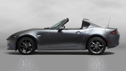 Mazda MX-5 RF feiert Europapremiere in Goodwood (FOTO)