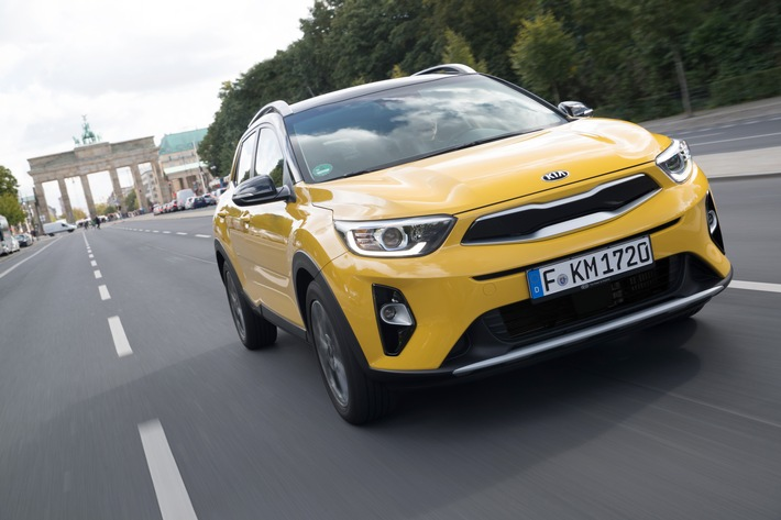 Kia Stonic: Dream-Team Edition schon ab 18.490 Euro*