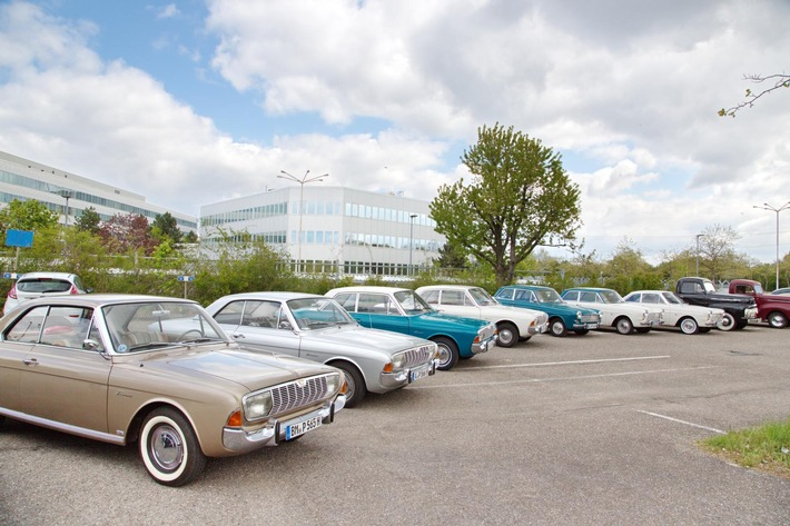 Ford-Jubiläum: 90 Jahre 'Made in Cologne'
