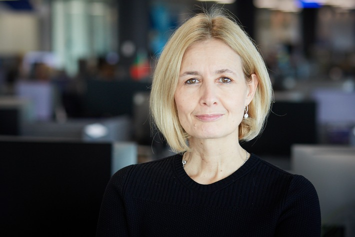 Ford ernennt Elvira Schachermeier als Vice President, Communications and Public Affairs, Ford of Europe